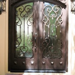 Model 175 Eye Brow Doors Straight Top & Double Doors Archives - Page 2 of 8 - Bella Grande Entrances